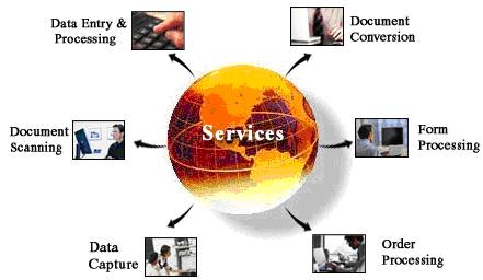 Data conversion services in India